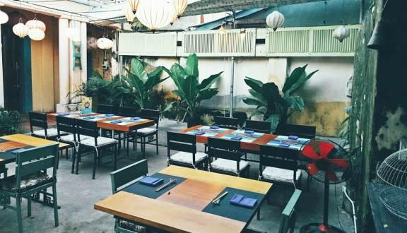 Nhà hàng Serene Garden