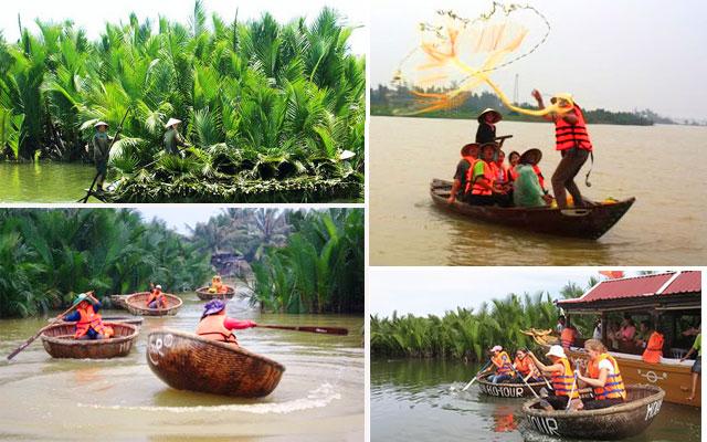 Rung Dua 7 Mau Cam Thanh Hoi An