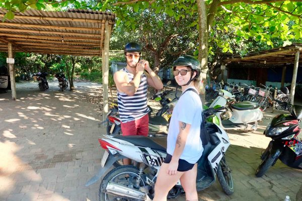 motorbike hoi an rental