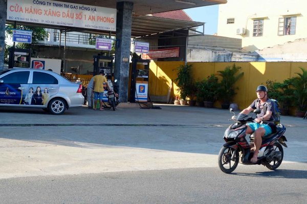 motorbike for rent hoi an 2