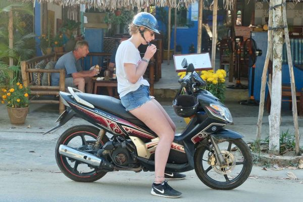 motorbike for rent hoi an 4