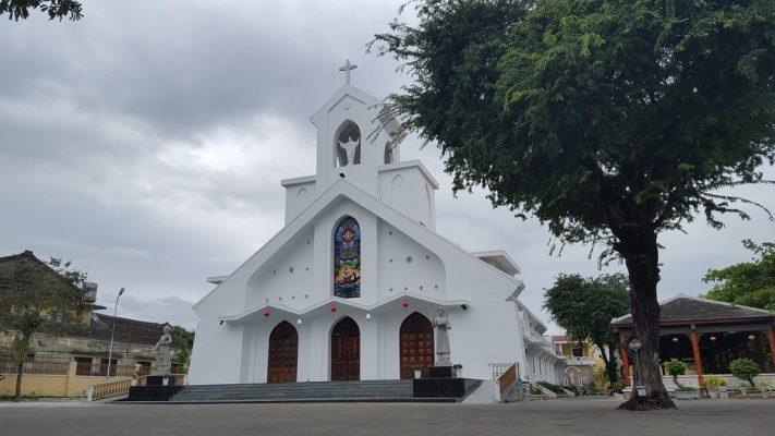 nhà thờ hội an
