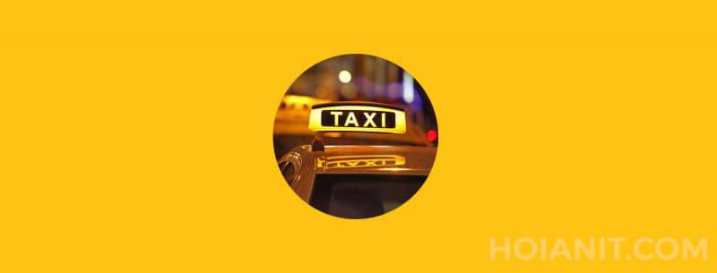 taxi hội an