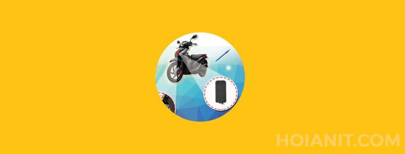 định vị xe máy hội an
