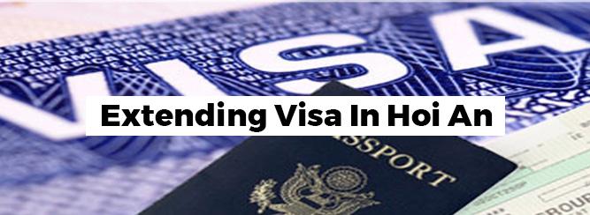 Extending Visa In Hoi An