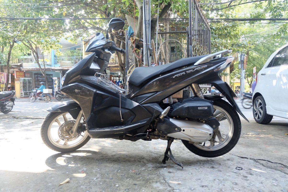 thuê xe máy hội an3
