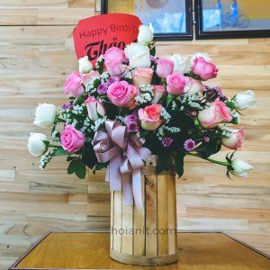 shop hoa tưới ở hội an