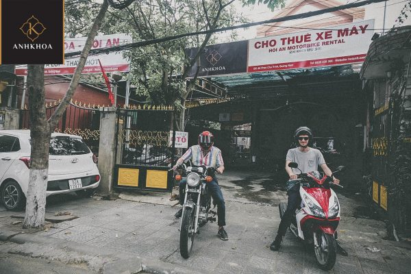 bike rental hoi an