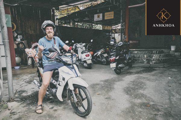 bike rental in hoi an