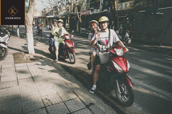 rent a bike hoi an
