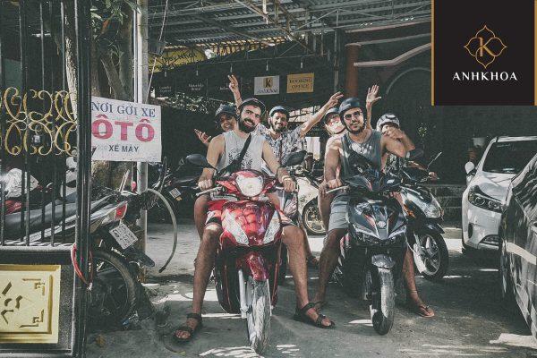 motorbike rental hoi an