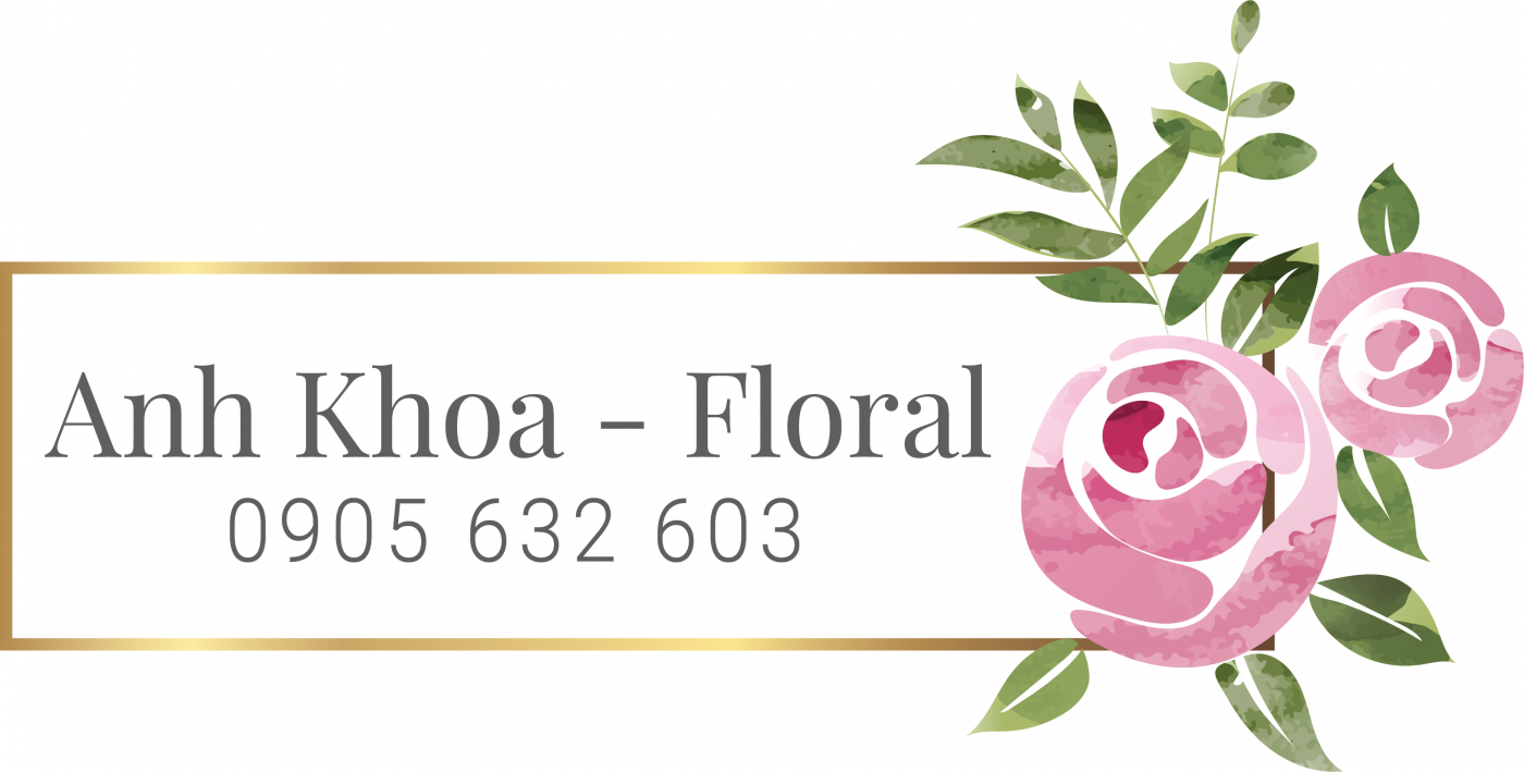 logo hoa tươi hội an