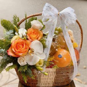 giỏ hoa quả hội an