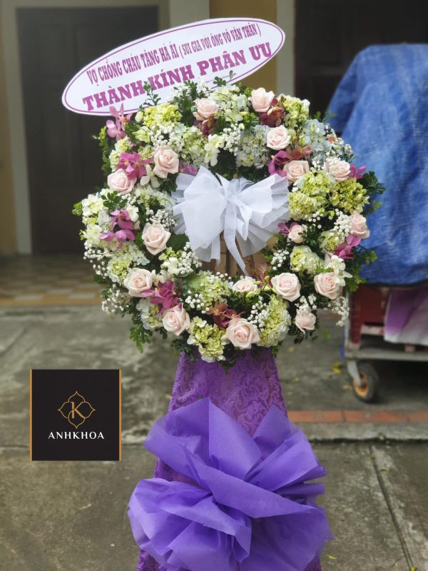 hoa tang lễ hội an