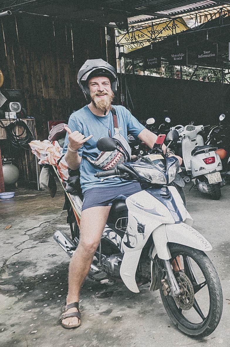motorbike rental hoi an 3
