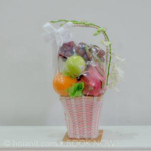 giỏ trái cây hội an