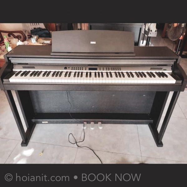 piano hội an