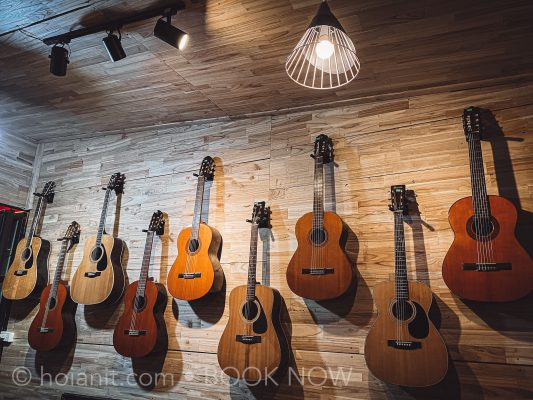 shop đàn guitar hội an