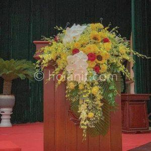 hoa hội nghị ở hội an