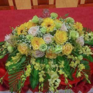 trang trí đám cưới hội an