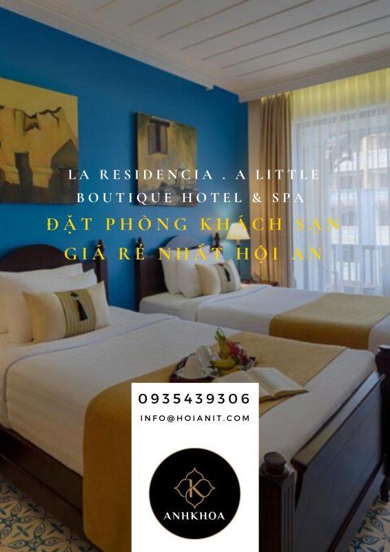 đặt phòng La Residencia . A Little Boutique Hotel & Spa