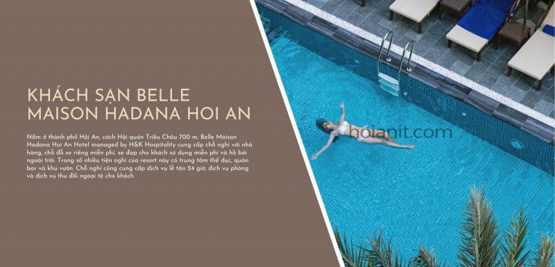 Khách sạn Belle Maison Hadana Hoi An