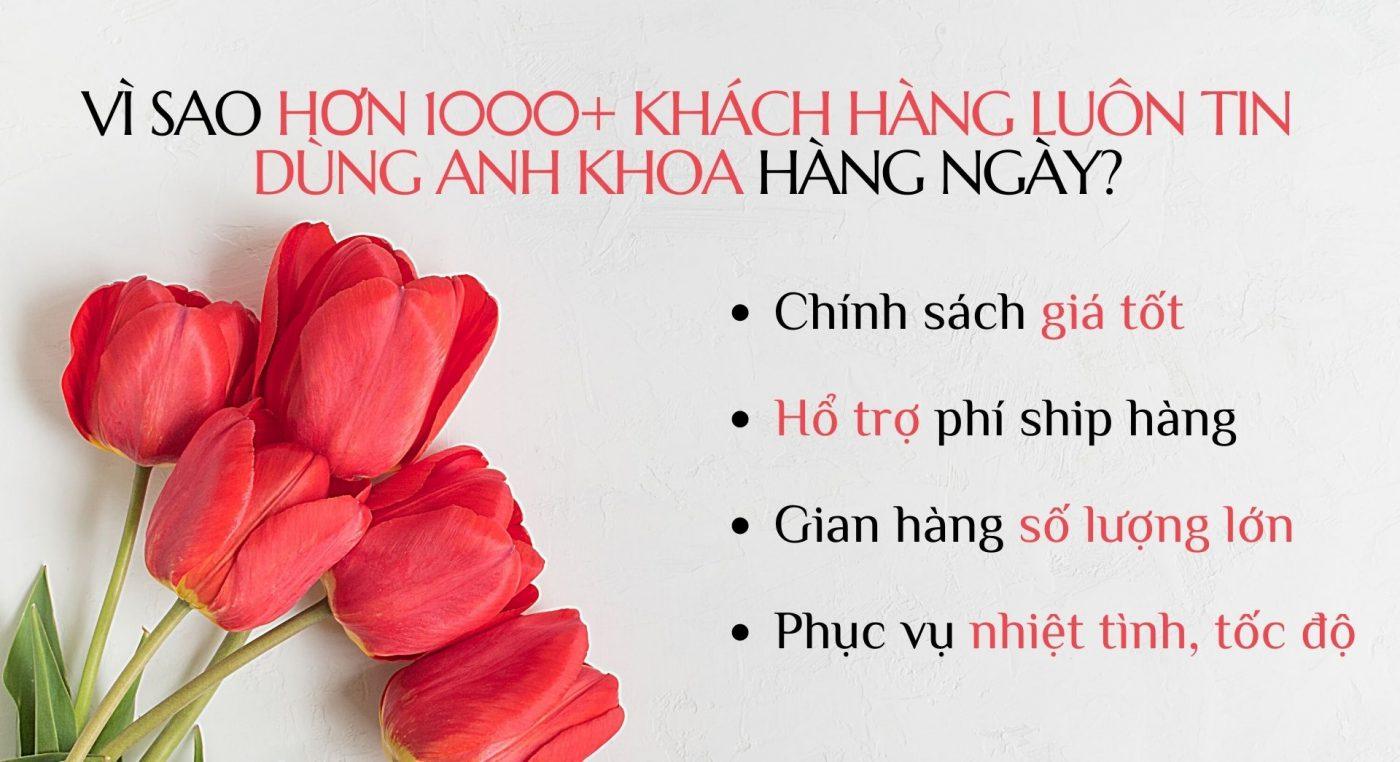 shop phụ kiện làm hoa