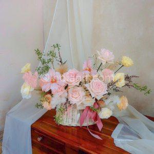 shop hoa tươi hội an