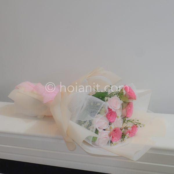Hoa bó hội an