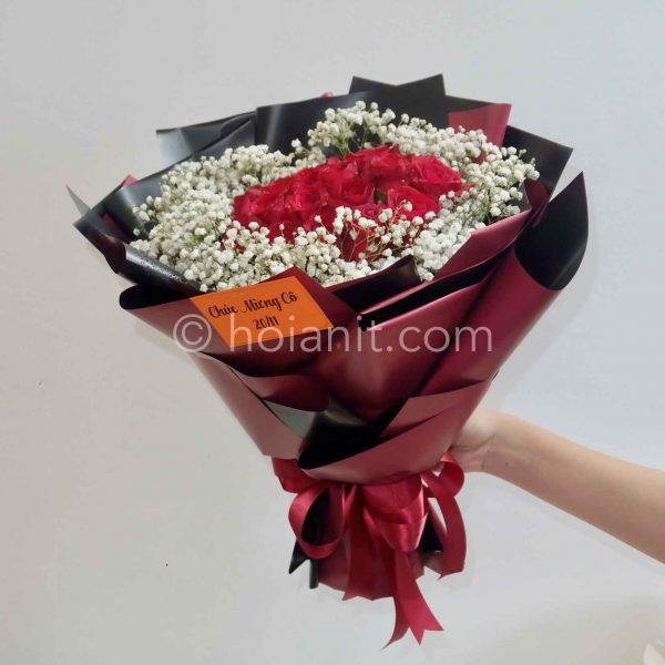 hoa bó