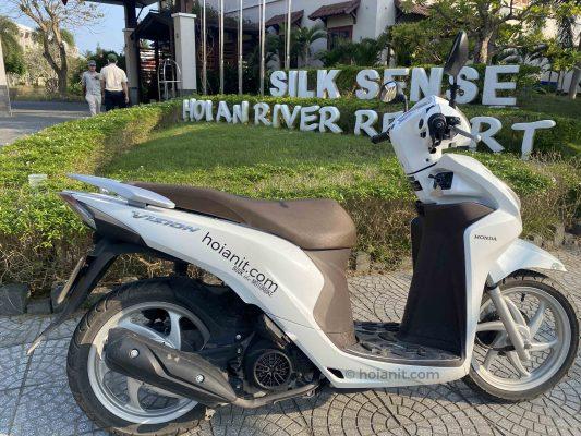 cho thuê xe máy ở hội an