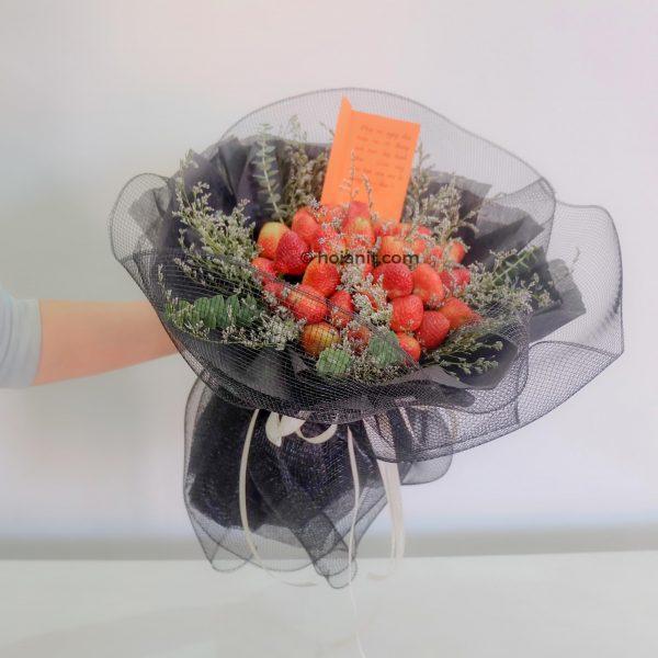 hoa dâu tây hội an