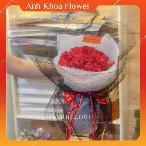 shop hoa hồng hội an
