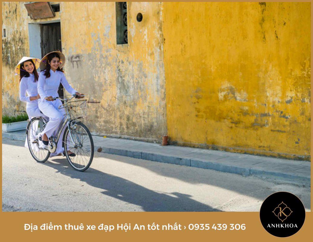 thuê xe đạp hội an