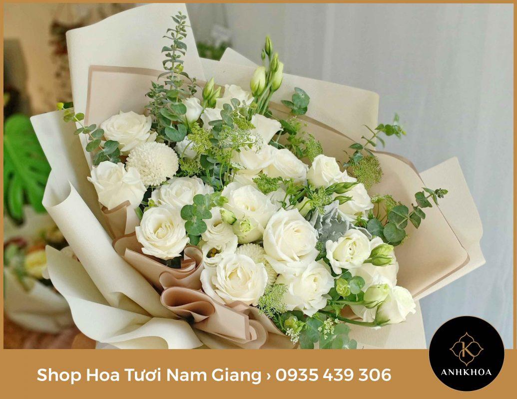 hoa tươi Nam Giang