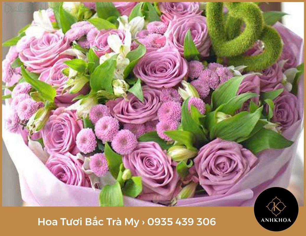 hoa tươi bắc trà my