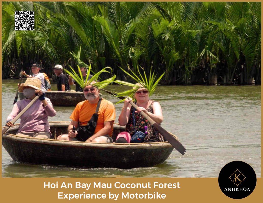 Hoi An Bay Mau Coconut Forest