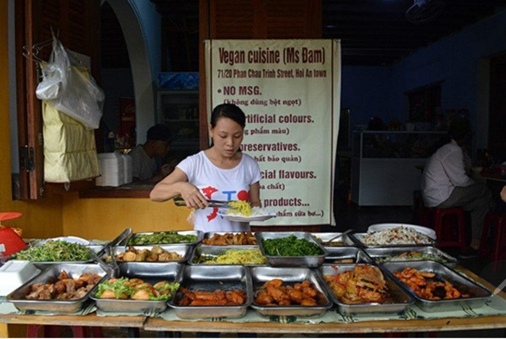 Hoi An Vegetarian Restaurants