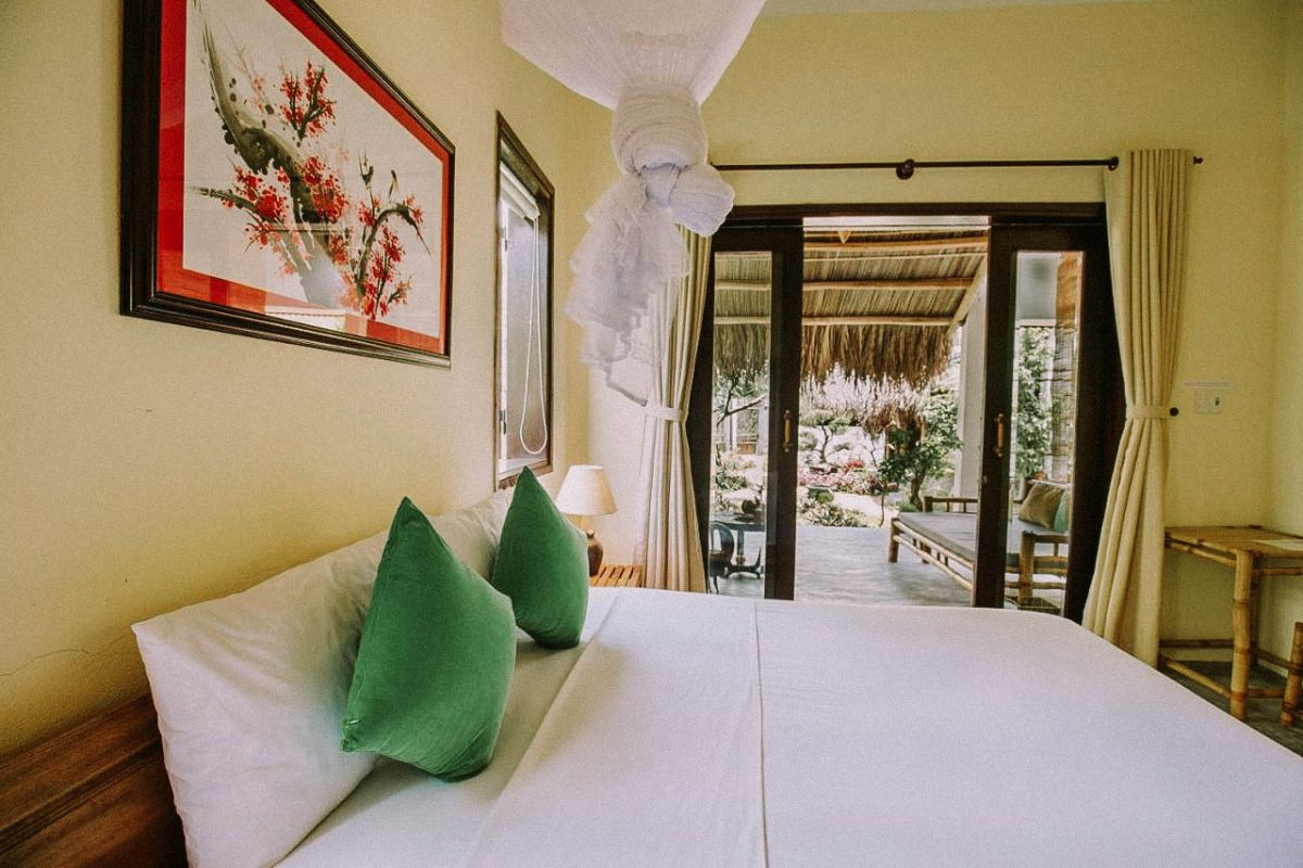 Red Flower Cottages homestay 2