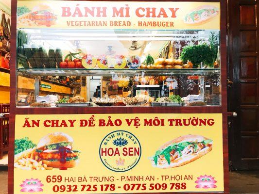 banh my chay hoi an