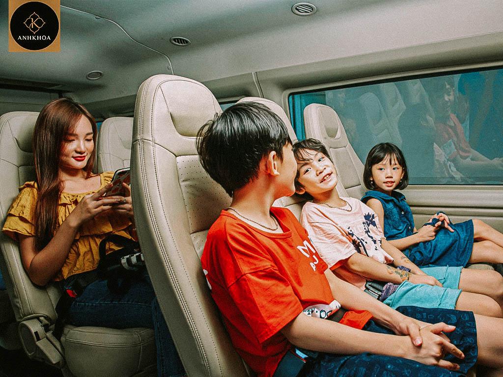 hoi an to da nang airport by shuttle bus