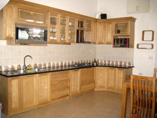 tủ bếp hội an