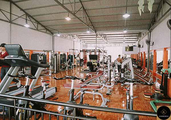 Cong Manh Fitness Gym Center