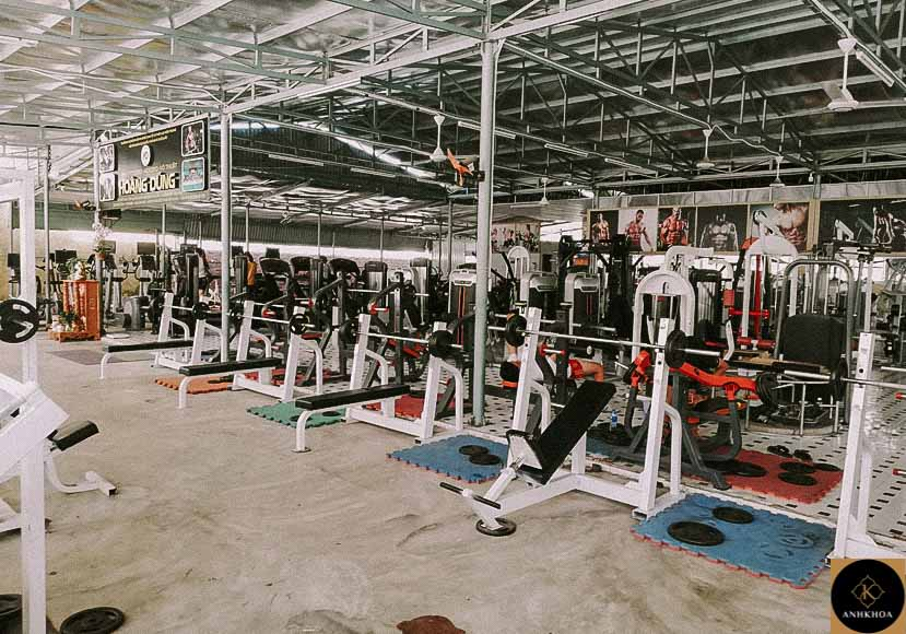 Hoang Dung Fitness Kick Boxing Center