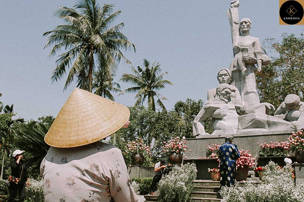 hoi an to My Lai Massacre by private car
