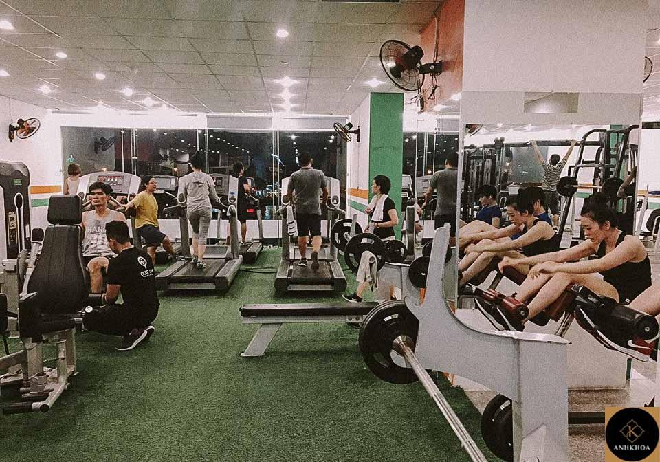 Song Phom Gym