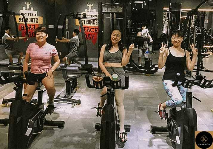 Trinh Xuan Fitness Club