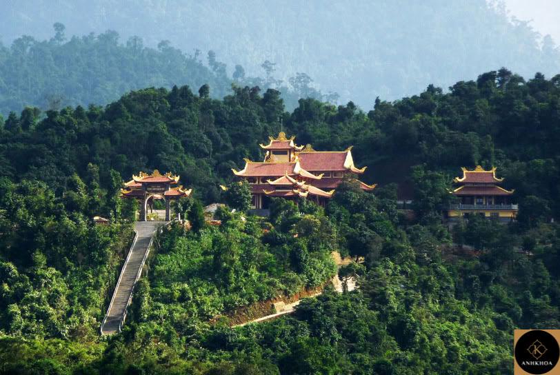 Truoi Lake – Truc Lam Zen Monastery
