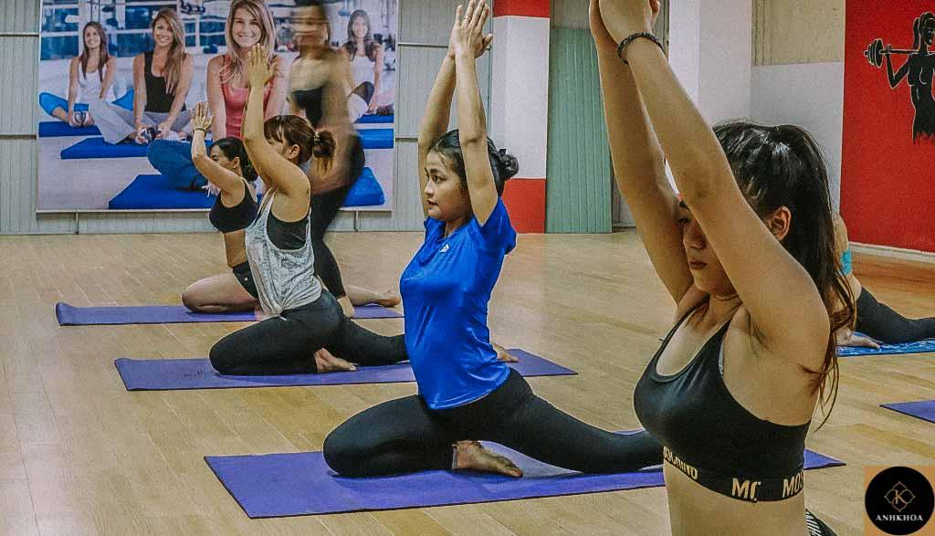 Tuan Toan Fitness Yoga Hoi An 1