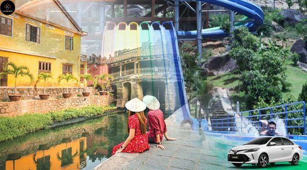 Hoi An to Hot Springs Park by Private Car